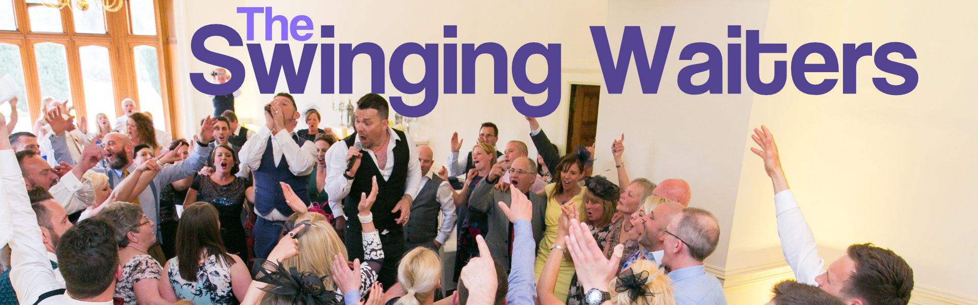 Swinging Waiters header