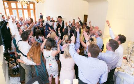 Singing Waiters Wedding Bristol